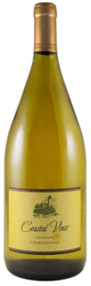 Coastal Vines Chardonnay 2014 1.50l - Case of 6